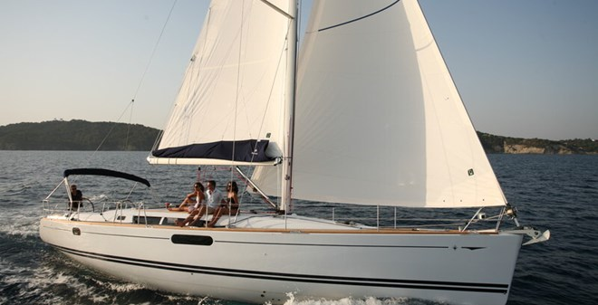 sail Jeanneau Sun Odyssey 49i