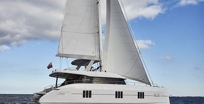 catamarans Sunreef 60
