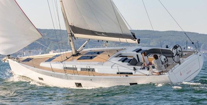 sail Hanse 458 Owner