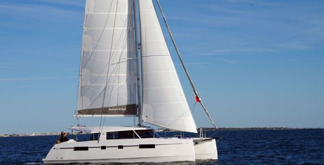 catamarans Nautitech 46 Open Owner