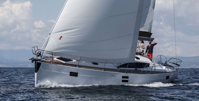 sail Elan 45 Impression owner