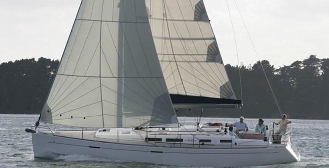 sail Dufour 425