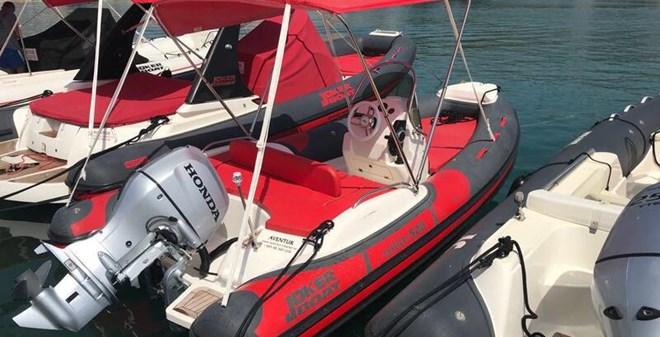 ribs Joker boat Wide 520