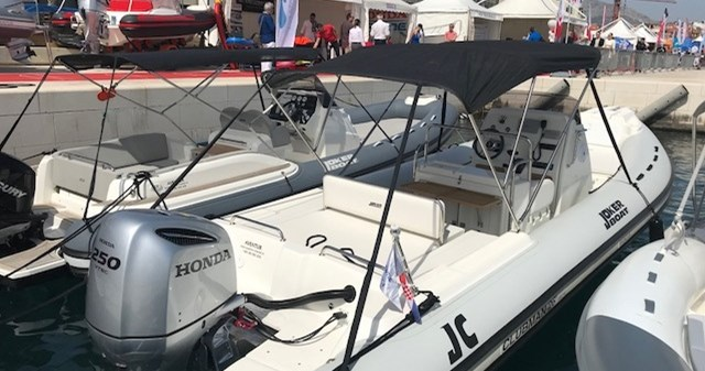 ribs Jokerboat Clubman 26 Special
