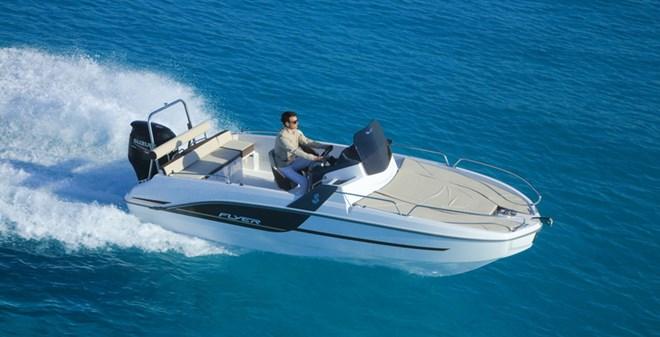 motor Beneteau Flyer 6.6 Sun Deck