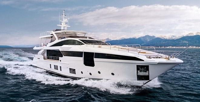 megayachts Azimut Grande 35M