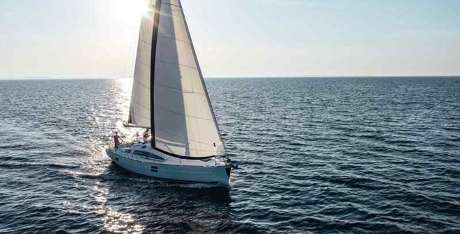 sail Elan 40.1 Impression