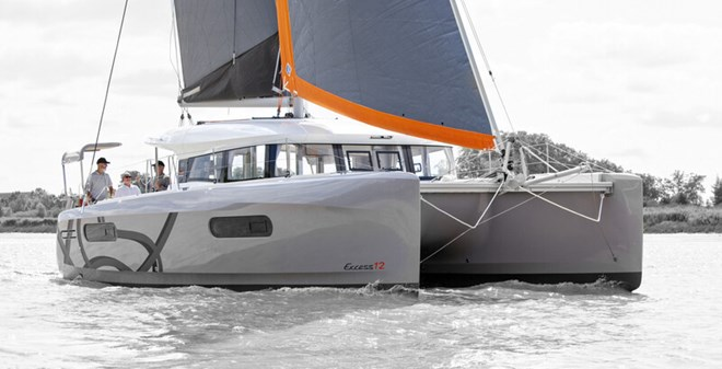 catamarans Excess 12