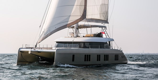 catamarans Sunreef 50