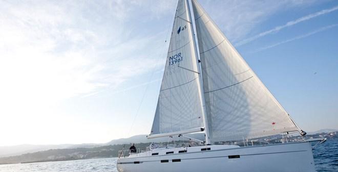sail Bavaria 45 charter