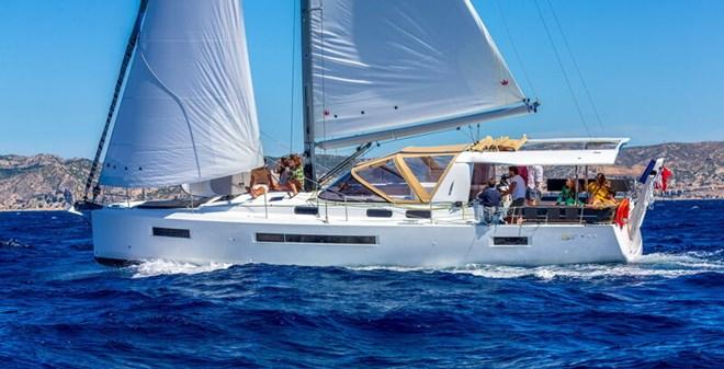 sail Jeanneau Sun Loft 47