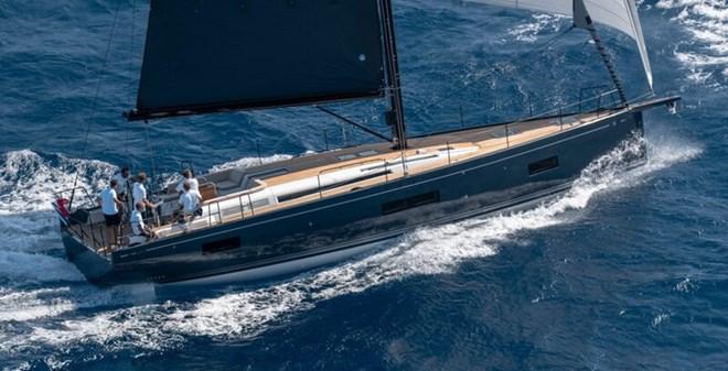 sail Beneteau First 53
