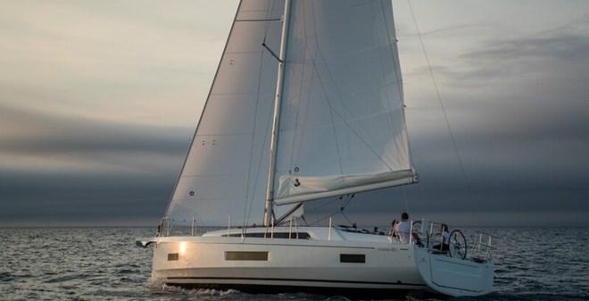 sail Beneteau Oceanis 40.1