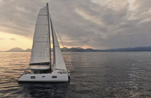 catamarans Nautitech 40 Open Owner