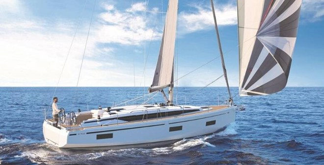 sail Bavaria Cruiser 42