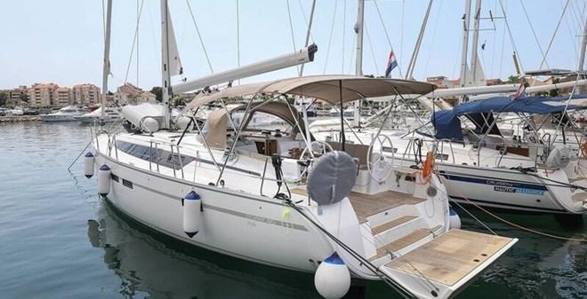 sail Bavaria Cruiser 46 Style