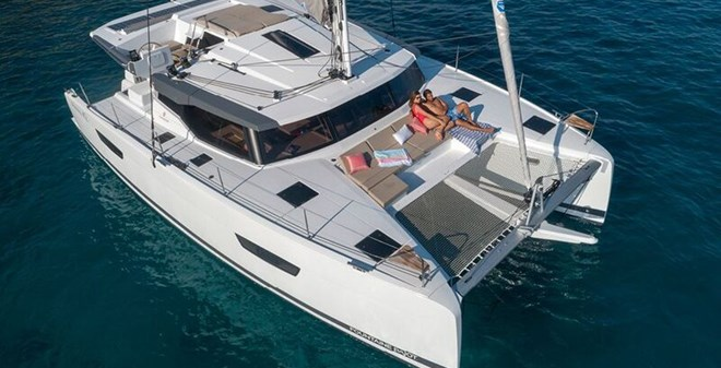 catamarans Fountaine Pajot Astrea 42 Owner