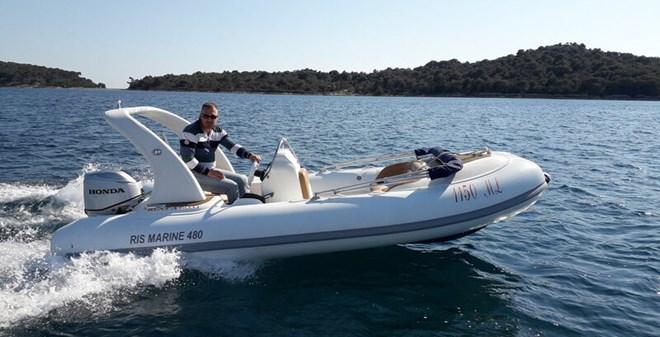ribs Ris Marine Sport 480