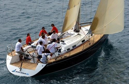 sail Salona 45