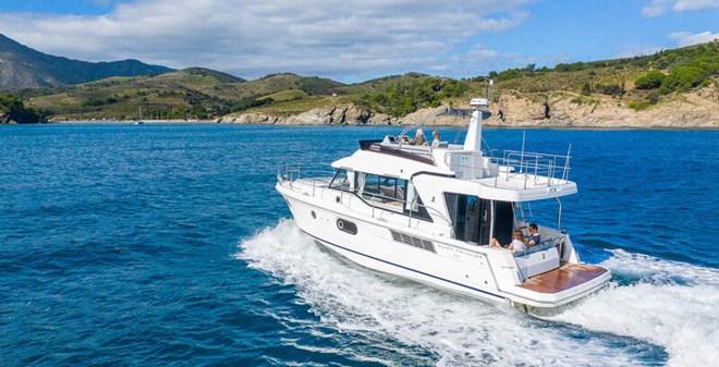 motor Beneteau Swift Trawler 41