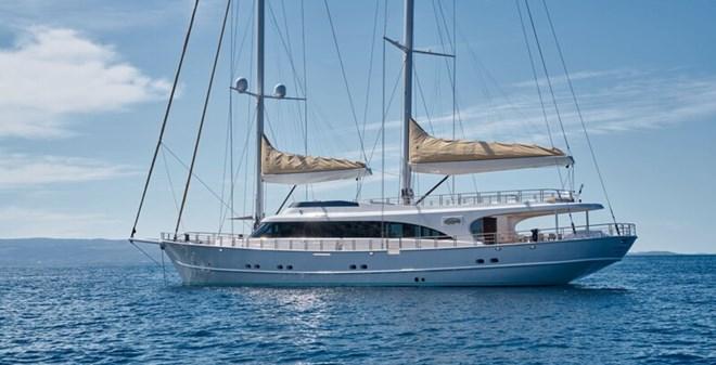 megayachts S/Y Acapella