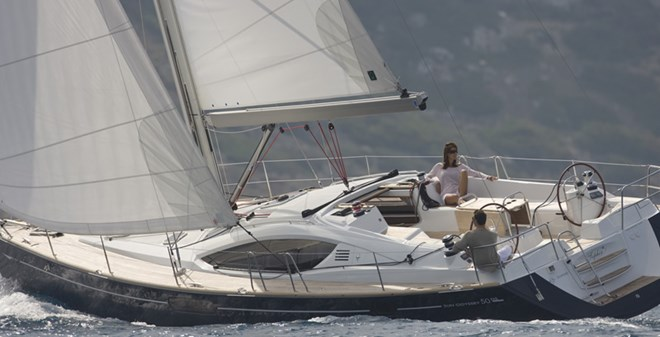 sail Jeanneau Sun Odyssey 50DS