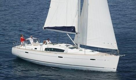 sail Beneteau Oceanis 43