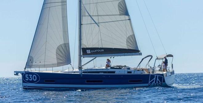 sail Dufour 530 (4+1)