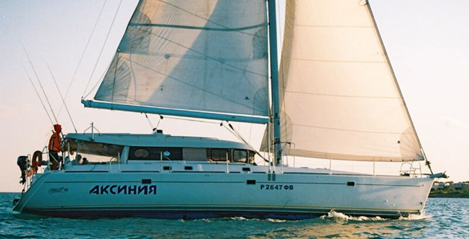 sail Dufour Atoll 6