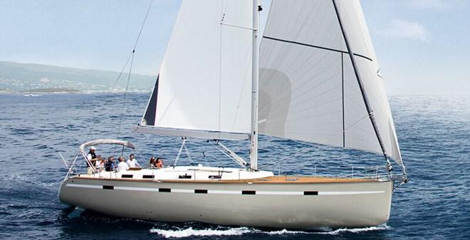 sail Bavaria 55