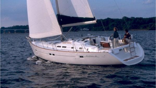 sail Beneteau Oceanis 423