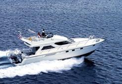 Jacht motorowPrincess 480 na sprzedaz