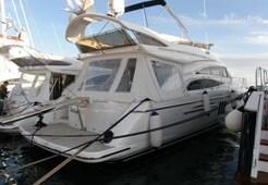 Motorni brodPrincess P58 na prodaju
