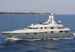 Luxury yachtProteksan 163
