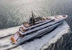Luxury yachtRossiNavi 158