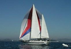 Sailing BoatS/Y Sinbadsan