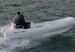 Rib boat Scanner 380 JET Diesel for sale
