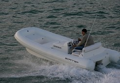 Rib boat Scanner 420 JET Diesel for sale