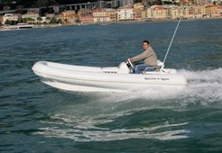 Rib boat Scanner 450 JET Diesel for sale