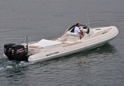 Rib boat Scanner 970 Envy for sale