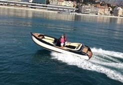 Motor Yacht Scanner Envy 710