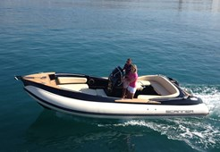 Rib boat Scanner Envy 710 for sale
