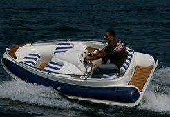 Rib boat Scanner Ino 310 JET for sale