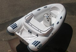 Rib boat Scanner Ino 320 for sale