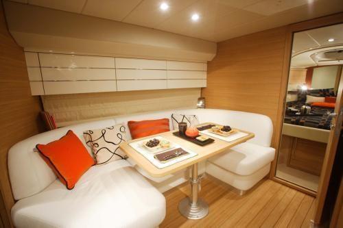 Sessa C42 - second hand motor yacht for sale in Croatia - Yacht broker ...