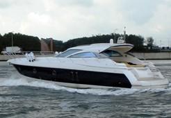 Motor YachtSessa C52