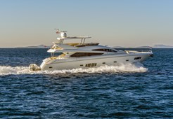 Luxury yachtSunseeker Yacht 80