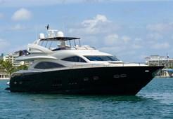 Luxury yachtSunseeker Yacht 90