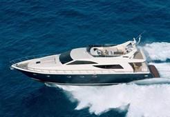 Luxury yachtUniesse 70
