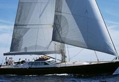 Sailing BoatVitters 77